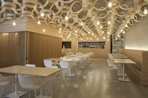 Interior Design, Cafe, Restaurant, Bar
