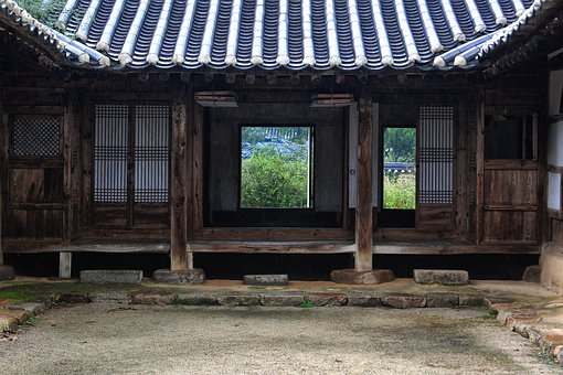 Hanok, Home, Construction, Traditional
