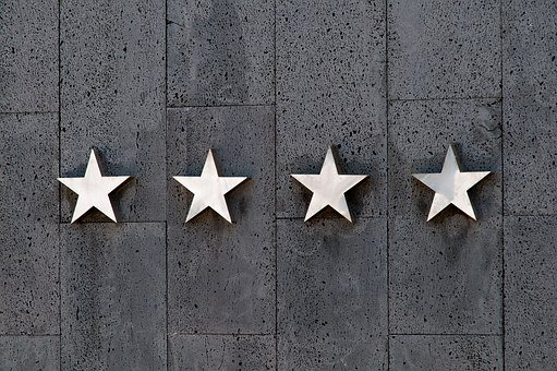 Stars, Rating, Travel, Four, Hotel