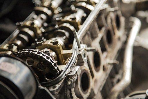 Motor, Machine, Mechanical, Engine