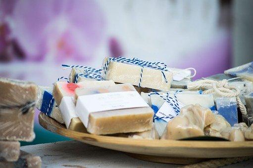 Soap, Handmade, Bar, Washing, Aroma