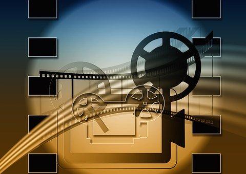 Film, Projector, Movie Projector, Cinema